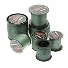 Super Power 100-1000M Spectra Moss Green 10-80LB Dyneema Braided Fishing Line