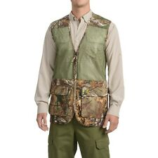 Browning Upland Game Realtree Xtra Camo Hunting Vest - Pheasant Quail Dove - NEW