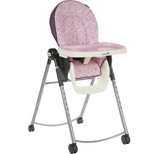 Safety 1st Ultra Compact AdapTable High Chair with SlideGuard