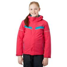Pink Dare 2B Girls' Mentored Ski Jacket Outdoor Clothing One Colour