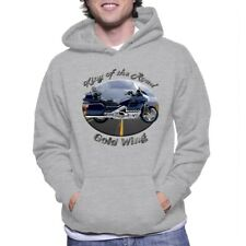 Honda Gold Wing King Of The Road Adult Hoody