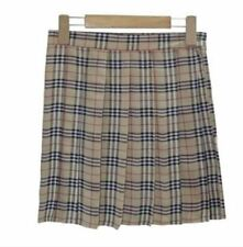 Women Solid Color New Fashion Summer High Waist Pleated Short Skirt