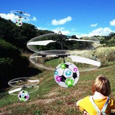 Electric Electronic RC Flying Ball Helicopter UFO aircraft Flashing LED Lig HS