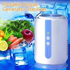Ozone Generator Air Cleaner Fridge Ionizer Sterilizer Fresh Air Purifier HS