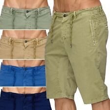 Men's Chino Shorts Summer Trousers Sporty Designer Leisure NEW Bermuda Short