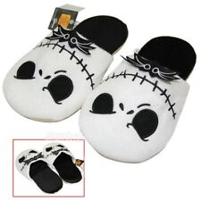 The Nightmare Before Christmas Jack Skellington Soft Plush Slippers New Hot Gift