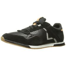 Diesel Men Casual Shoes S-furry Fashion Sneakers Black