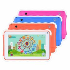 New 8GB 7'' Android 4.4 Tablet PC for Kids Children A33 Quad Core Kid MID WiFi