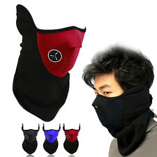 New Ski Snowboard Motorcycle Bicycle Winter Neck Warmer Warm Sport Face Mask #Q