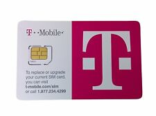 T-Mobile Prepaid Starter Kit (SIM CARD & ACTIVATION CODE)