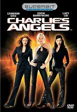 Charlies Angels (DVD, 2003, 2-Disc Set, Superbit Deluxe)