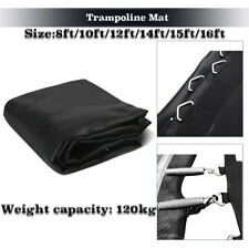 REPLACEMENT TRAMPOLINE SPRING MAT ROUND OUTDOOR SPARE PART 8 10 12 14 15 16ft AU