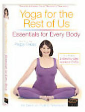 Yoga for the Rest of Us - Essentials for Everybody (DVD, 2008)