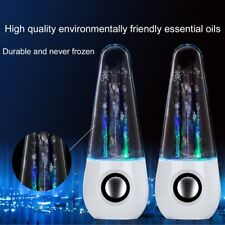 LED Dancing Water Music Light Speakers for Laptop for iPhone for iPad4/iPod OC
