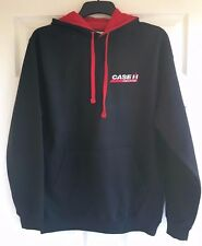 Case International Tractor Embroidered Contrast Hoodie - XS to 2XL