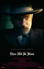 "There Will Be Blood Movie Silk Fabric Poster 11""x17"" 24""x36"""