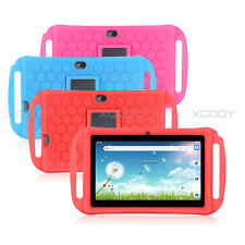 XGODY 7'' Android Tablet PC Kids Children Pad 4 Core Dual Camera HD 8GB WiFi Mid