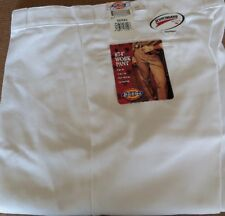 Dickies - Traditional Work Pants - #874WH - White - Full Cut -  New - 40 to 47