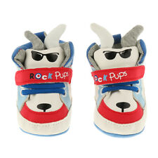SOFT SOLE BABY SHOES PRAM GIRLS BOYS 0-6,6-12,12-18 MONTHS INFANT NON-SLIP SHOES