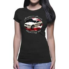Ford Mustang GT American Muscle Women`s Dark T-Shirt