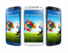 Unlocked Samsung Galaxy S4 GT-I9500 Smartphone 16GB 13.0MP NFC -Black/White/Blue