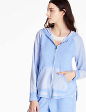 Lucky Brand Womens Burnout Hoodie