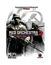 NEW IN BOX Red Orchestra 2: Heroes of Stalingrad PC DVD-ROM