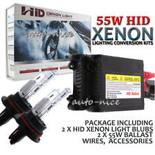 55W Slim Xenon Lights HID Headlight Kit for Ford Mustang Mystique Ranger 9007