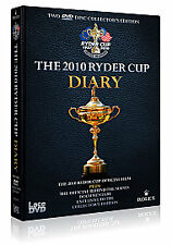 2010 Ryder Cup - Exclusive Collectors Edition - R2 Pal DVD - New/Factory Sealed