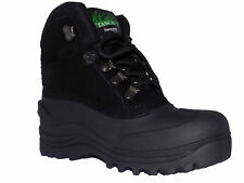 Itasca ICEBREAKER Womens Black Warm Winter Snow Boots