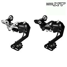 Shimano Deore XT RD-M786 10 Speed Rear Derailleur Shadow GS SGS Black / Silver