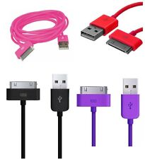 1M Long 4G  USB Data SYNC Charger Charging Cable Lead For iPhone iPod iPad