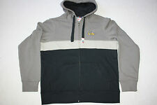 Canterbury Mens Uglies Full Zip Hoodies Hoody Jumper Grey-black, M XL