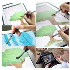 Universal 2 in 1 Capacitive Screen Brush & Stylus Pen For Ipad  Iphone samsung