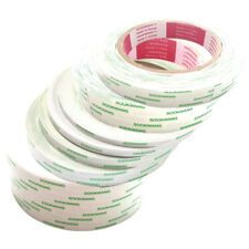 Sookwang double sided adhesive tape (scor-tape) 25m_3,5,7,10,15,20,25,50mm