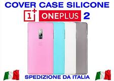 Cover Case Silicone For Oneplus 2 Two Soft Thick Rubber Gel Tpu Soft