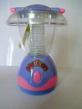 PERSONALISED NAMED LANTERN LAMP CAMPING NIGHT LIGHT KIDS DEN BATTERIES INCLUDED