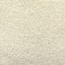Exton 60 Ivory Cream Carpet 4m Wide Lounge Bedroom Stairs Cheap RRP £8 Sqm