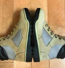 TIMBERLAND 6 INCH FIELD BOOT WHEAT NUBUCK CONDITIONAL KIDS GS SZ 4.5Y * 44993 *