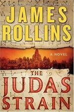 By James Rollins The Judas Strain Sigma Force 1st Edition