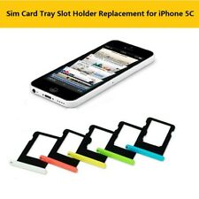 Ultra thin SIM Card Tray Slot Holder Replacement Apple Repair Part for iPhone 5C
