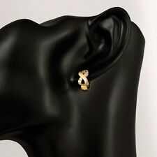 Classy 8 Glyph Ladies Earbob Female Cubic Zirconia Dangler Women Earring XJ