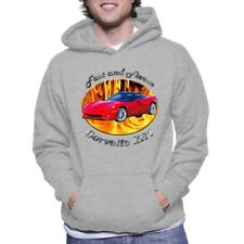 Chevy Corvette ZR1 Fast And Fierce Adult Hoody