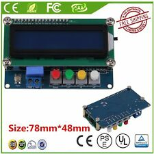Digital LC100-A LCD High Precision Inductance Capacitance L/C Meter Tester XKW