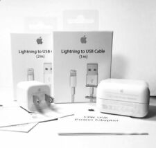 IPHONE CHARGER Lightning Cable 3/6/10 FT USB Charger Cord Apple iPhone7/6S/6/5