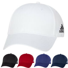 Adidas Core Performance Max Structured Polyester Hat Baseball Cap A600