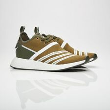 Adidas NMD R2 PK WM CG3649 Trace Olive Mountaineering Boost Primeknit Shoes NIB