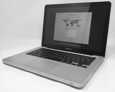 "13"" MID 2012 Apple MacBook Pro 2.5GHz i5, 500GB HDD 4GB RAM A1278"