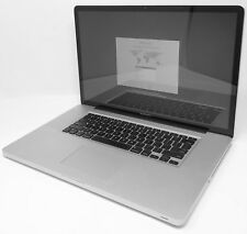 "17"" Early 2011 Apple MacBook Pro 2.2GHz Intel core i7,1TB HDD,16GB RAM - A1297"