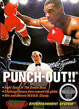 Mike Tyson's Punch-Out (Nintendo Entertainment System, 1987) Nes Game Tested